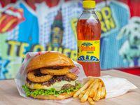 Burger Pop En Combo