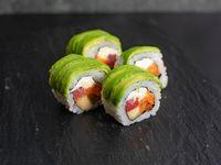 Green green roll (8 piezas)