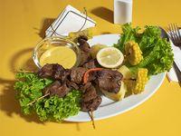 Anticucho de carne