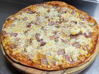 Pizza venezolana mediana