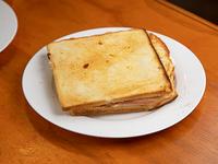 Sandwich caliente común