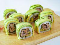 61 - Veggie champi roll