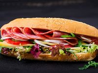 Promoción Sándwich Especial
