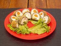 Hot maki veggie (10 piezas)