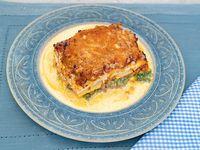 Lasagna con tuco o mixta