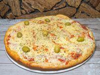 2 - Pizza mozzarella