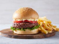 Burger Clásica + Fritas