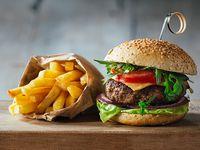 Hamburguesa + Burger
