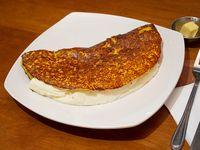 Cachapa queso telita