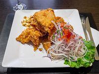 Chicharrón de pollo
