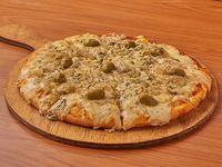 Nueva - Pizza roquefort y fugazzeta