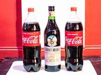 Promo 1 - Fernet Branca 1 L + 2 Coca Cola 1.5 L