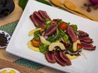 Ensalada thai beef