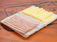 Promo - 1/4  paleta + 1/4 queso Verónica