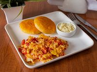 Desayuno  - Perico Criollo