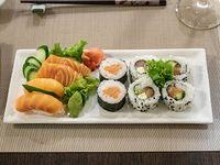 Combo - Naomi de salmón rosado (10 piezas)