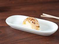 Nigiri especial de pescado blanco