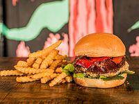 Craft Burger + Papas