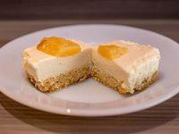 Cheesecake de limón y frambuesa
