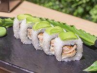 Uramaki green-iaki roll (10 piezas)