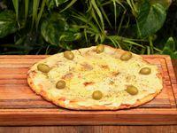 Pizza mozzarella (8 porciones)