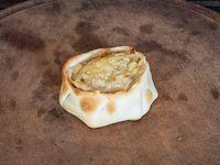 Empanada o cazuelita de camarones