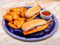 Sandwich de Pejerrey