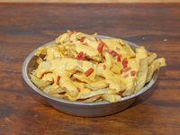 Guarnición de papas fritas gouper
