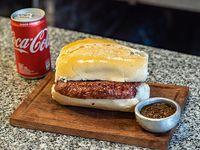 Mini promo - Chori + mini lata línea Coca Cola 220 ml