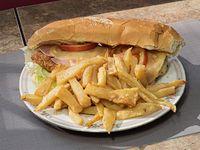 16 - Sándwich de milanesa