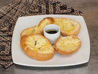 Pan Francés con Queso Gratinado x 6 Und