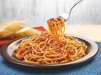 Spaguetti + Salsa