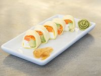 Yellow veggie roll (5 unidades)