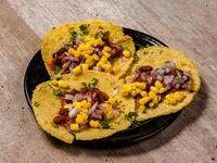 Tacos chili con carne