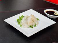 Sashimi de pescado blanco (unidad)