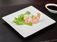 Sashimi de langostinos (unidad)