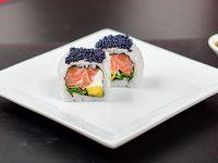 Top caviar roll (8 piezas)