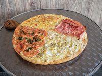Promo 3 - Pizza recomendada 4 gustos