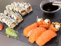 Combinado de salmón (26 piezas)