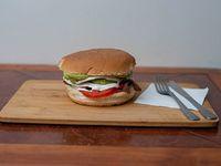 Sándwich de churrasco italiano