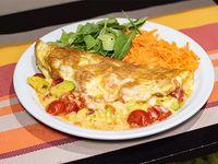 12 - Omelette de Tomates Cherry