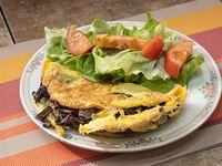3 - Omelette de Champiñones