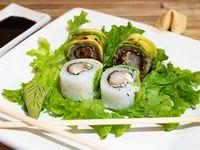 Avocado sweet roll