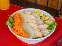 Ensalada salpicón de pollo