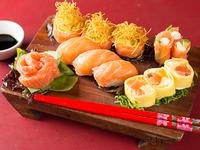 Combinado premium (solo salmón)