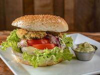 Sándwich Black Burger