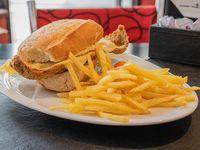 Sándwich madrileño