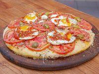 Pizza americana napolitana