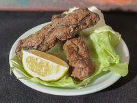 Kebap carne al fierrito X 2 unid