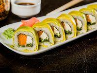 Avocado sake roll